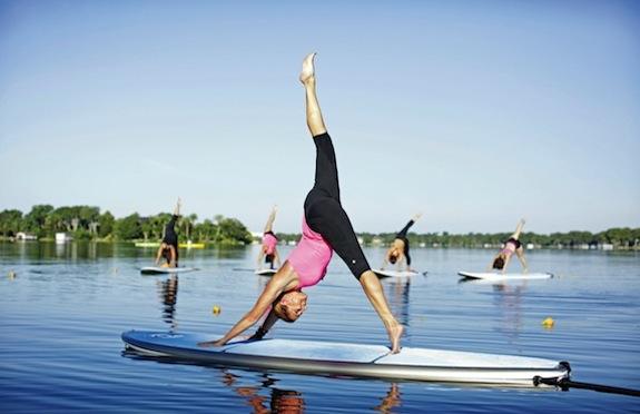 Yoga & SUP